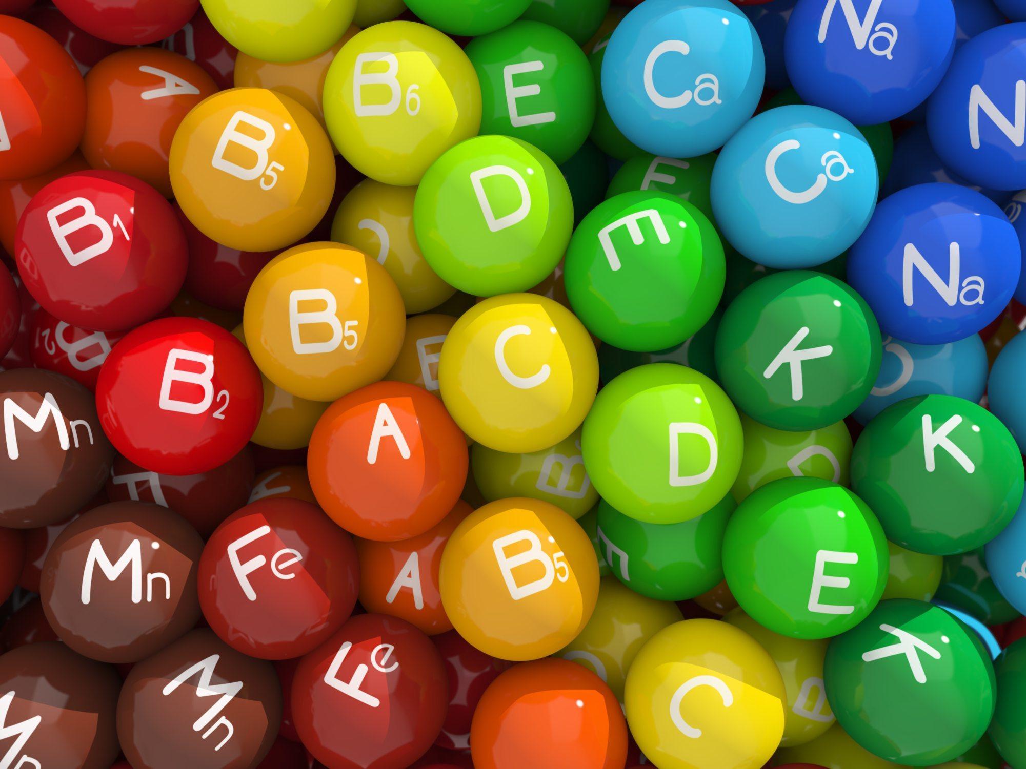 Foto de Ranking das vitaminas manipuladas em farmácias de manipulação